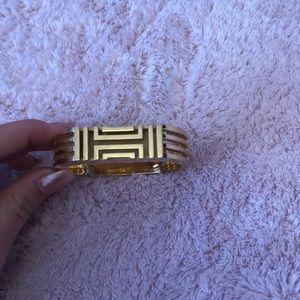Tory Burch Gold Tit bit bracelet
